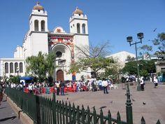 Catedral Nacional de El Salvador.
