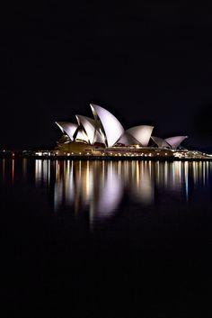 Opera House Reflexões