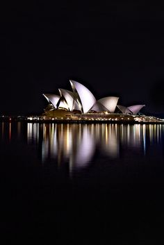 Sydney Opera House by Stanley Kozak, via 500px