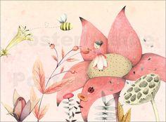 """Bild von Judith Loske - """"Däumelinchen"""""""