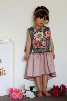 i recently came across this adorable lil' clothing line and just HAD to share it with you...         i am totally smitten with the vintag...