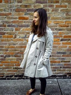 Trench weather - now on my blog !!