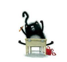 Splat the Cat By Rob Scotton Art