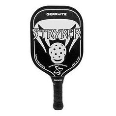 Onix Sports Graphite (Grey) Stryker Pickleball Paddle