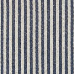 Golding by P/Kaufmann Scout Stripe Canvas Navy French Dining Chairs, Striped Canvas, Vertical Stripes, Toss Pillows, Grey Fabric, Duvet Covers, Upholstery, Navy, Kitchen Ideas