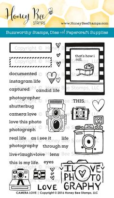 Buzzworthy Stamps, Dies and Papercraft Supplies
