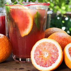 Try this Blood Orange Cordial recipe by Chef Paul West . This recipe is from the show River Cottage Australia.