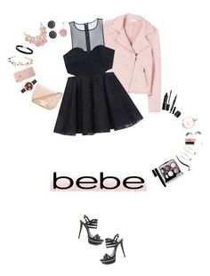 """All Laced Up for Spring with bebe: Contest Entry 