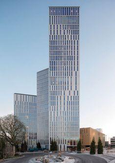 Malmö Live in Malmö by schmidt hammer lassen architects