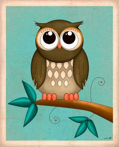Owl Crochet Patterns, Owl Patterns, Owl Clip Art, Owl Art, Diy Art Projects Canvas, Canvas Art, Art Sketches, Art Drawings, Emo Wallpaper