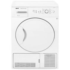 Beko 6kg Condenser Tumble Dryer | DCU6130W | ao.com