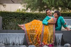 Downtown Houston Indian Engagement Session by JoeyT Photography - 1 - Indian Wedding Site Home - Indian Wedding Site - Indian Wedding Vendors, Clothes, Invitations, and Pictures.