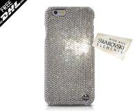 Classic Swarovski Crystal iPhone 6 Plus Case-Black Diamond(5.5 inches) Cover photo