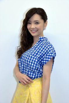 Japanese Beauty, Polka Dot Top, Blouse, Cute, Tops, Women, Places, Fashion, Moda