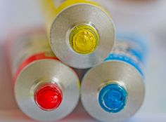 Red, yellow and blue oil paint tubes Paint Tubes, Artist Aesthetic, Painting Tools, Color Schemes, Color Combos, Paint Brushes, Art Supplies, Primary Colors, Paint Colors