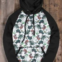The #Alohigh Hoody from @Linda Robinson Clothing is out now at your local #LRG dealer!