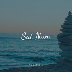 "Satnam Definition - Satnam is a Punjabi and Sanskrit word that translates as ""true name,"" ""true identity,"" or ""God's Name is Truth. Sanskrit Names, Sanskrit Words, Kundalini Mantra, Yoga Words, Yoga Mantras, Unusual Words, Om Shanti Om, True Identity, Thai Tattoo"