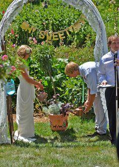 Unity Tree Ceremony