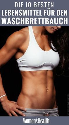 Abs are made in the kitchen: In order for the six-pack to appear in women, not only training but also nutrition must be right. We have the best foods that reduce belly fat by losing weight and revealing the abdominal muscles Fitness Workouts, Fitness Motivation, Training Fitness, Workout Diet, Diet And Nutrition, Health Diet, Health Fitness, Fitness Foods, Weight Loss Tips