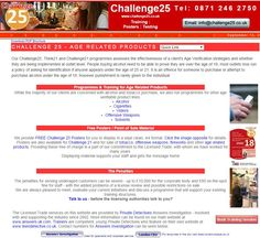 Test Purchasing garage forecourts for alcohol sales: http://www.challenge25.co.uk/agerelated.html For training in Challenge 25 see http://www.challenge25.co.uk Tel: 0871 246 2750  Our Challenge25, Think21 and Challenge21 programmes assesses the effectivenesss of a client's Age Verification strategies and whether they are being implemented at outlet level  #forecourt #alcohol