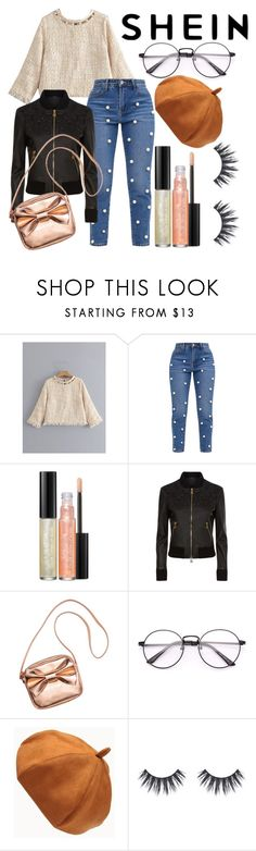 """""""shein <3"""" by chewielewiluvsart ❤ liked on Polyvore featuring Laura Geller and La Perla"""