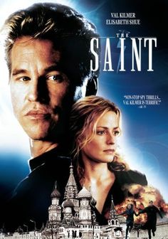 The Saint DVD-Very underrated.  Great Story and Elizabeth Shue
