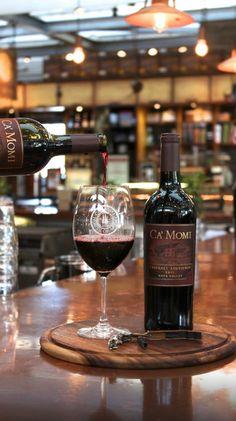 Ca' Momi Winery Enoteca -  Napa Valley, California