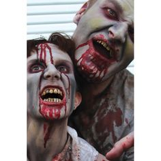 KIT MAQUILLAGE ZOMBIE DENTS