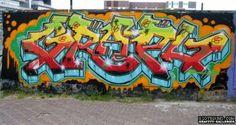 AMSTERDAM GRAFFITI - RiotSound