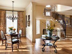Model home interior design denver