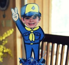 Cub scout ideas for blue gold dinner