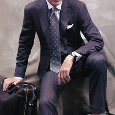 Zegna Single Breasted Suit