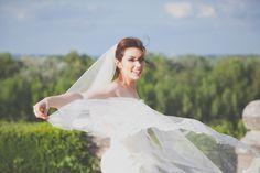 Daphnée lovely french bride