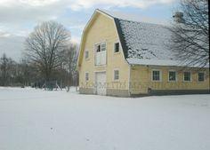 Connecticut yellow tobacco farm barn