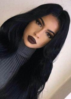 Dark makeup inspiration