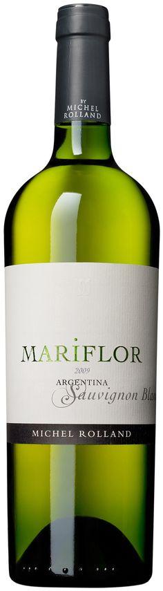 """""""Mariflor"""" Sauvignon blanc 2013 - Bodega Rolland, Tunuyán, Mendoza---------------------------------- Terroir: Vista Flores (Tunuyán)"""