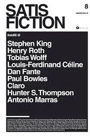 STEPHEN KING ONLY: Satisfiction - 2010