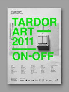 Tardor Art 2011 by espluga+associates , via Behance