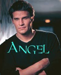 Angel from Buffy and Angel