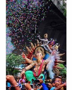 Image may contain: 3 people Jai Ganesh, Ganesh Lord, Ganesh Idol, Ganesh Statue, Shree Ganesh, Lord Shiva, Shri Ganesh Images, Ganesh Chaturthi Images, Ganesha Pictures