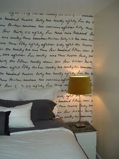 ideas para decorar paredes con letras 13