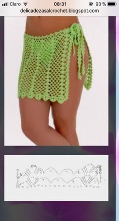 crochet dress outfits 29 New Ideas Crochet Skirt Beach Outfit Crochet Skirt Pattern, Crochet Skirts, Crochet Diagram, Crochet Shawl, Crochet Clothes, Knit Crochet, Crochet Patterns, Skirt Patterns, Tutorial Crochet