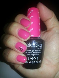 OPI Gelcolor Strawberry Margarita