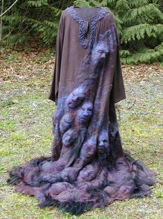 Robe of Stolen Souls  (source: unknown.  Please let me know if you have any information)