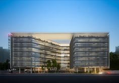 Concurso Público de Arquitetura | 2014 - Anexo Sede BNDES - RJ