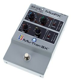 Beigel Sound Lab Mu-Tron 3X Envelope Filter #Thomann
