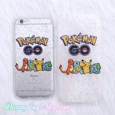 Pokemon Go Phone Case