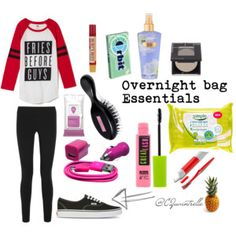 When in doubt get your girl scout on and be prepared! Overnight bag essentials. https://creativequaintrelle.wordpress.com/2015/04/09/the-walk-of-shame-overnight-bag-essentials/