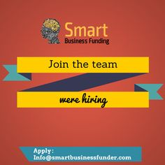 We are hiring :)