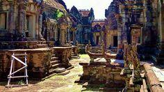 Banteay Samre, Siem Reap, Cambodia [Explored 41 on Tuesday, June Hindu Temple, Siem Reap, Angkor Wat, 12th Century, Beautiful Images, June 24, Explore, History, Cambodia